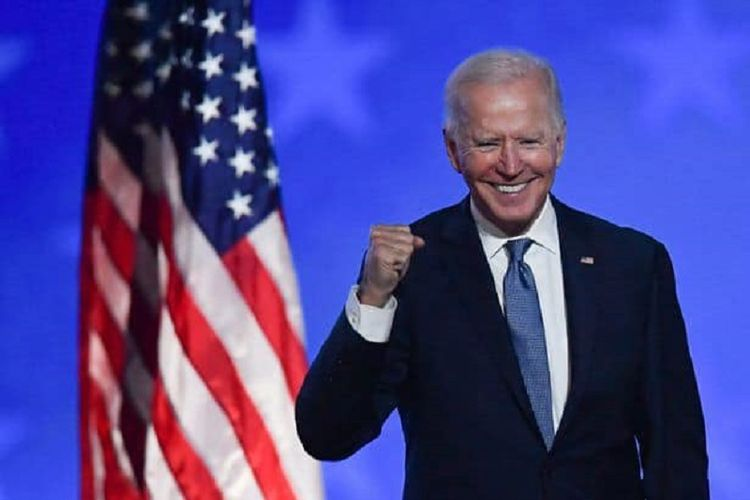 United States President-elect Joe Biden
